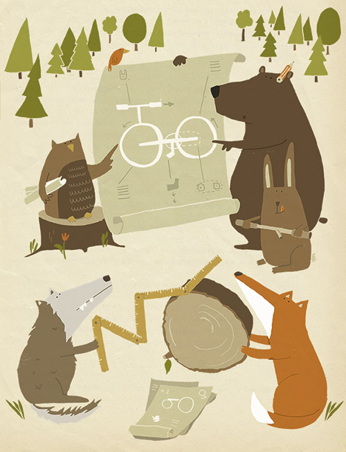 animals_Bike_wiehle